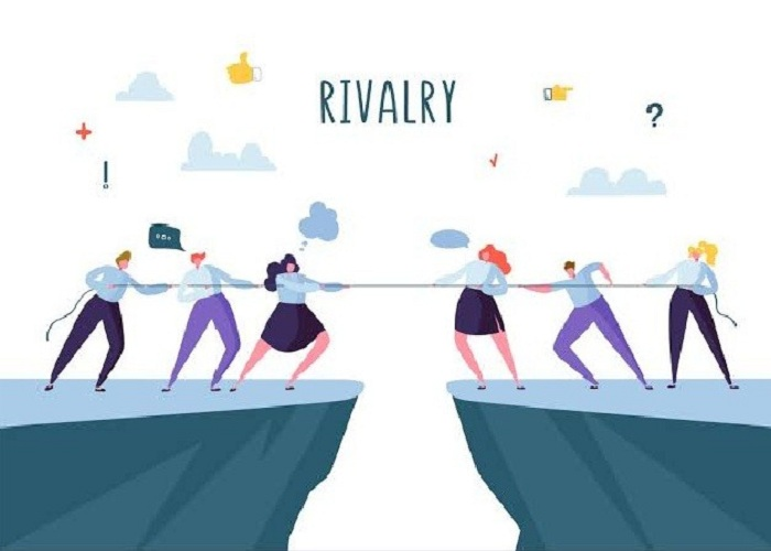 Rivalry in an Industry