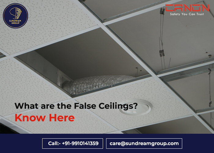 Sundream false ceiling