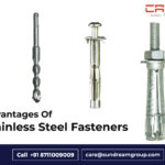 advantage of stainless still fasteners
